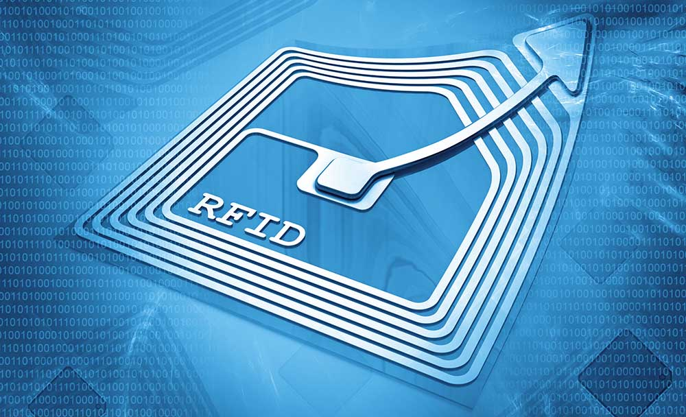 THE BASICS OF RFID